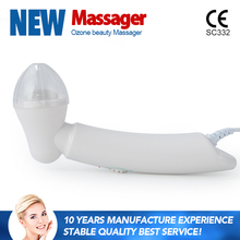 O3 ozone therapy facial massager for acne removal