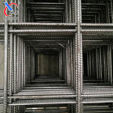 BS 4483 standard A142 welded reinforcing wire mesh with 6.0x2.4m size for concrete