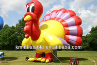 Thanksgiving Day inflatable turkey