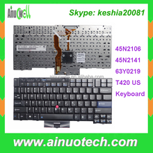 New Replacement Keyboard for Lenovo IBM Thinkpad T420 X220 Series Laptop Keyboard 45N2106 45N2141 63Y0219