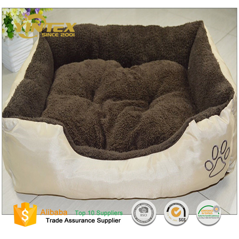 New Style Comfort luxury Home Goods Non Slip large Pet Dog Beds