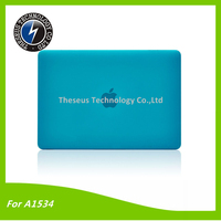"HOT Sale Rubberized Hard Case for Macbook Air & Pro & Retina A1534 11"" 13"" 15"" dust-proof cover for macbook"