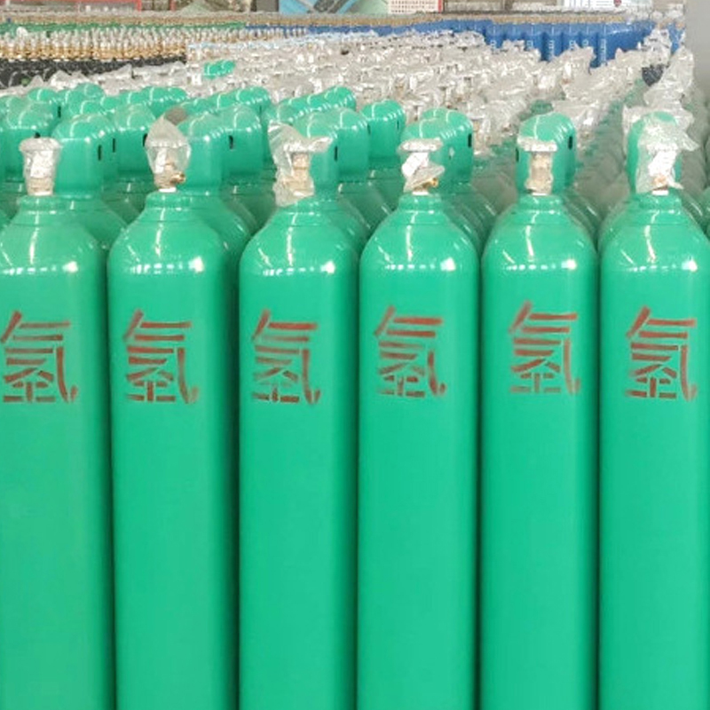 40 L seamless steel hydrogen gas <strong>cylinder</strong> price for sale