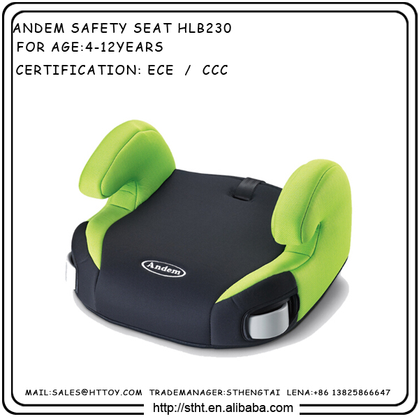 HLB 230 Safety car seat booster for 4-12years old kids