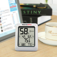Thermopro TP50 Digital Hygrometer Thermometer Humidity