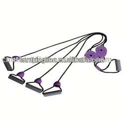 body shaper ,resistance tube,fitness expander