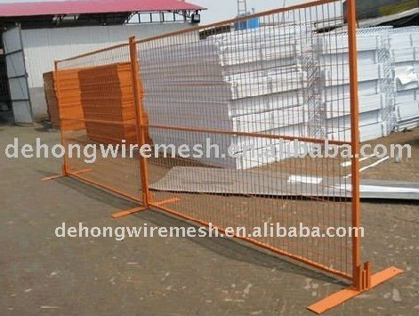 Temporary Safety Fence/Construction(Factory)
