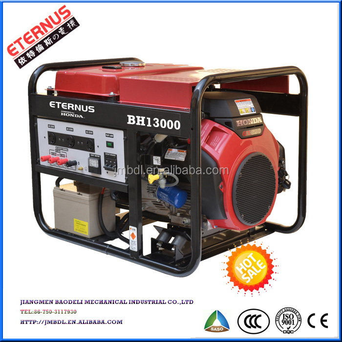 Electricial High power 8.5kW Gasoline Generator BH11000