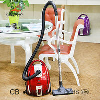 CL1072 Bagged Vacuum Cleaner with CE/CB Certificates, Mainland China Manufaturer