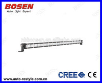 Factory price ~2015BONSEN 144W super slim LED Light bar for cars, offorad 4*4 accessory truck,SUV,LED auxiliary drivi