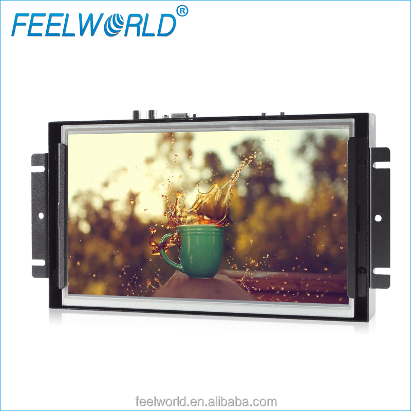 "raspberry pi 2 touch screen 10.1"" LCD monitor with LED backlight DVI"