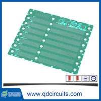 18 Layer Hi-frequency material electronic circuit pcb assembly board