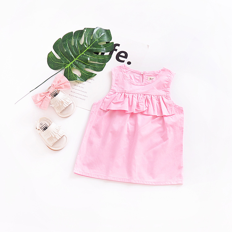 New Fashion Baby Girl's Sexy Dress Fashion Design Small Girls Dress