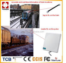 10 Meter RS232 UHF RFID Passive Tag Reader For Access Control Barrie Gate
