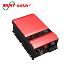 PV35-10K 24V/48V 4KW 5KW 6KW 7KW 8KW 10KW 12KW Off Grid Hybrid Inverter, Home Use Solar Power Inverter 10KW