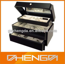 Higher Quality Customized in China Antique Mirror Jewelry Box
