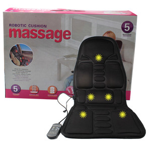 Multi-function Massage Cushion Heating Vibration Car Massage Cushion Full Body Cheap Massage Cushion