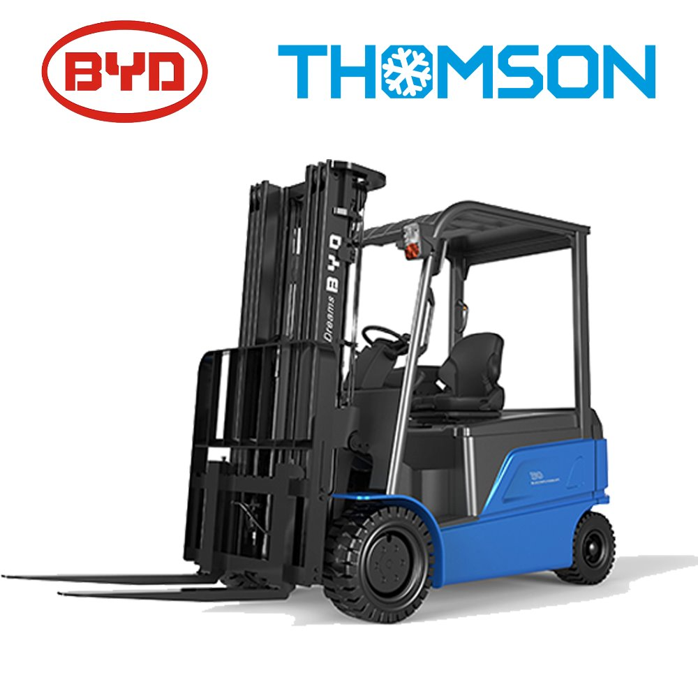 3.0 Ton Counterbalance Electric forklift