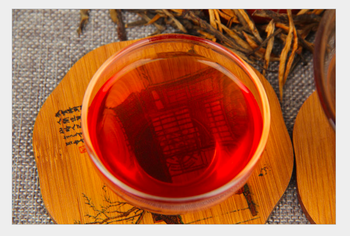 High quality Hsiao-Chung black tea effects