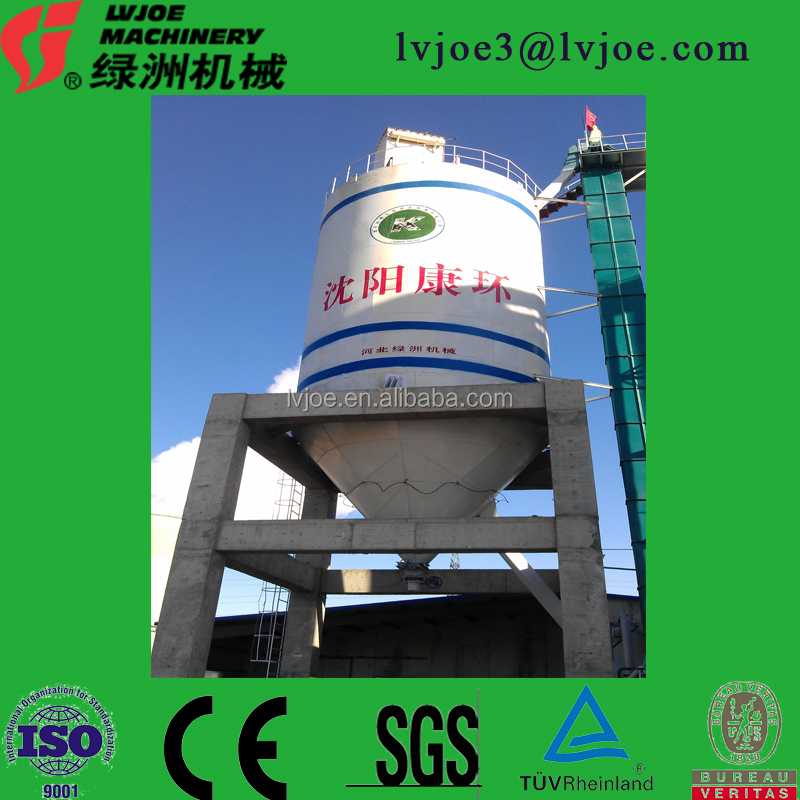 gypsum powder / plaster of paris production line /making machine/manufacturing plant