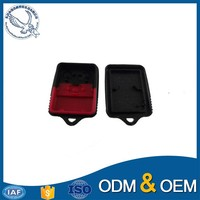 China made automobile remote key controller ,customs made plastic remote controller