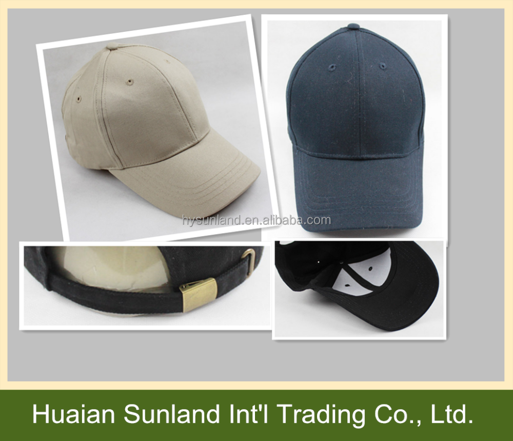 wholesale fitted brimless baseball cap/hat short brim baseball cap