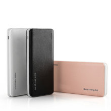 2016 New arrival Quick Charge 3.0 fast charging power bank 10000mah for all cell phones