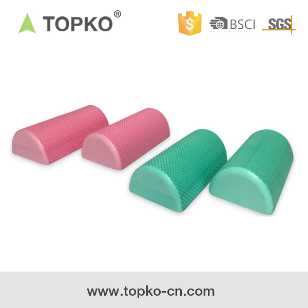 TOPKO Wholesale Fitness new peoduct 3d massage roller