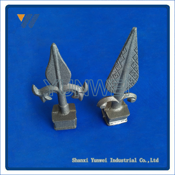 Hot Selling Decorative New Style Post Anchor Screw Anchor Fence Spike