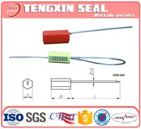 high demand products india truck trailer door lock mechanical cable seal