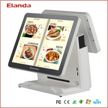 cheap modern restaurant touch screen electronic cash register for sale