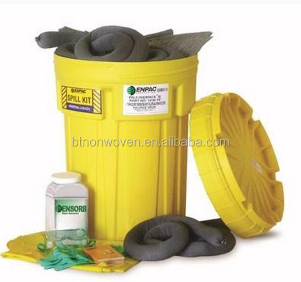 Best Selling Safety Oil Absorbent Roll Spill Kits
