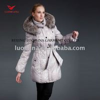 Popular Snow Down Coat New Fashion Long Coat