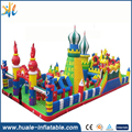 Huale Promotion popular inflatable combo, commercial bounce houses , inflatable amusement park