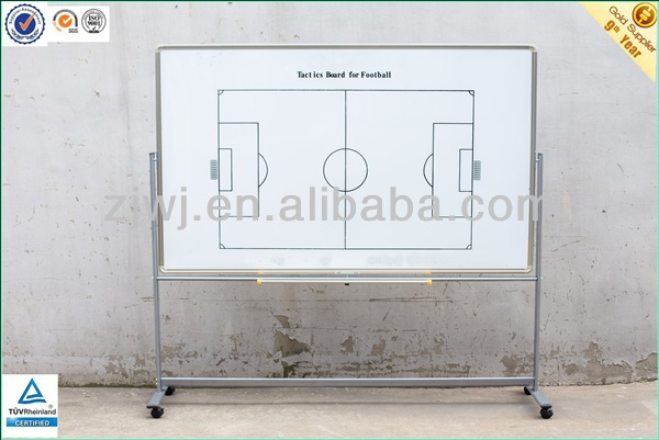 China Magnet basketball paiting whiteboard with wheels