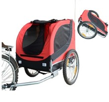 New Bicycle Pet Bike Trailer Stroller Jogger