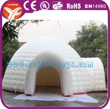 2017 outdoor inflatable igloo tent for party/ trading show inflatable tent for sale