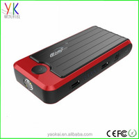 Multifunctional Portable 12v 12000mah Mini Emergency Jump Starter Car for Car Led Light Mobile Phone Camera