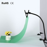 portable Clamp & Flex Arm with Strong Clamp flexibility for photography shooting camera photo