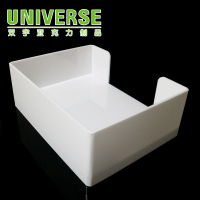 UNIVERSE Beautiful Design Cheap Price Hot Acrylic Dog Kennels Waterproof