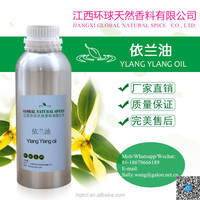 100% pure and organic ylang ylang essential oil with the therapeutic grade