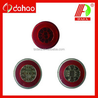 round LED Tail light