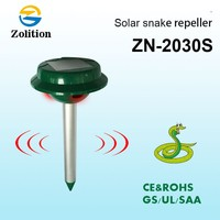 Zolition fastest-selling snake chaser/raccoon repellent/solar raccoon repellent ZN-2030S