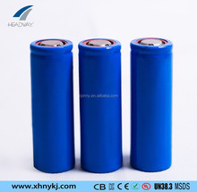 Headway li-ion rechargeable lithium ion lifepo4 battery 22650 3.2V 2000mAH cell for electric motorcycle