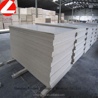 Used office partition walls fireproof/soundproof fiberglass magnesium sheet dimensions