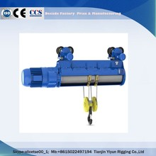 2t Cd1 Wire Rope Electric Hoist Lift