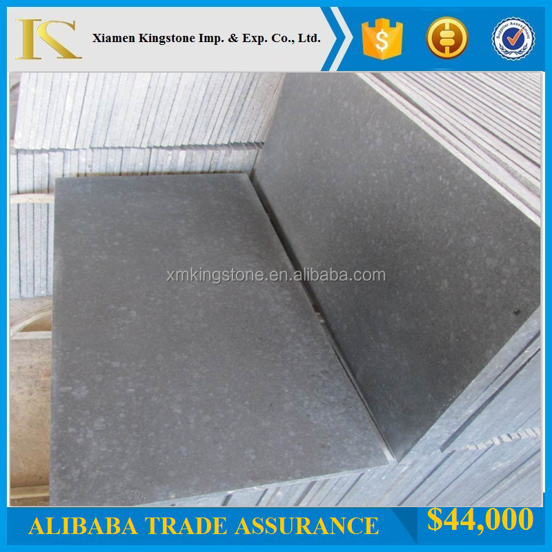 Chinese Black Pearl Granite G684 Honed Tiles(Good Price+Direct Factory)