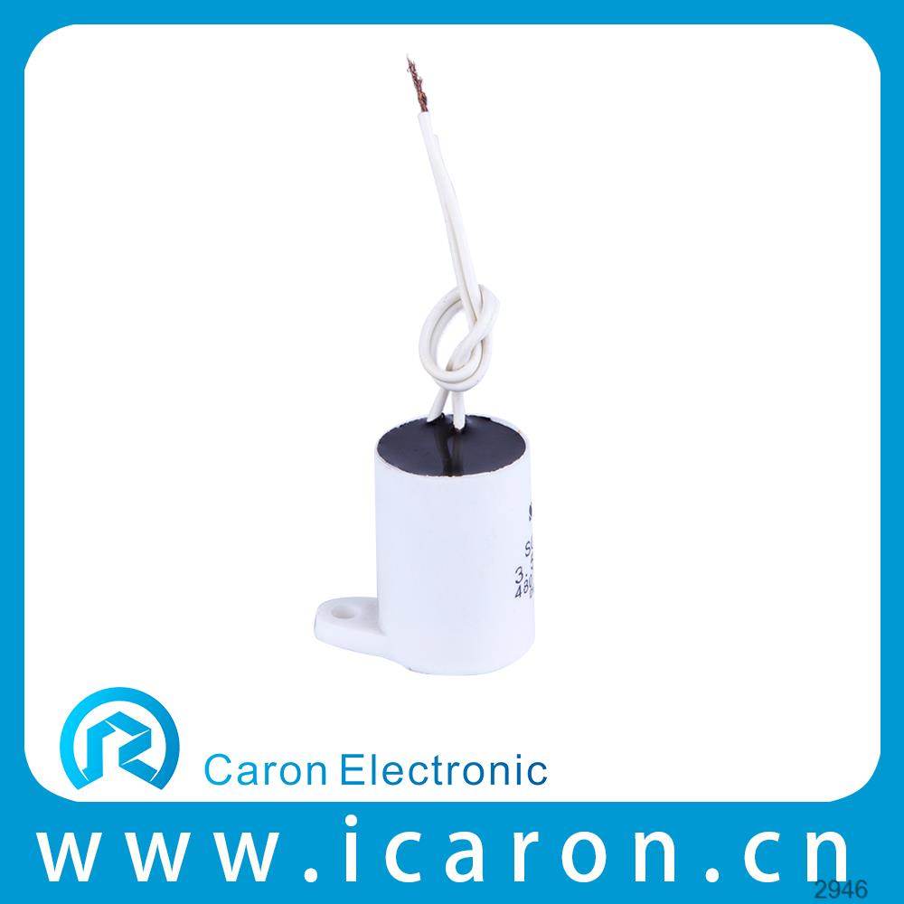 capacitor for electrical fencing