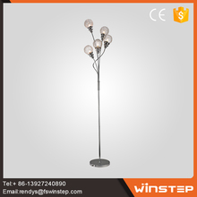 Fancy design flower modern floor lamp standing light