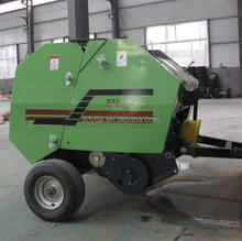 Europe popular good function cheap star hay baler made in China